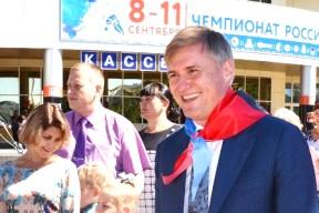 В празднике «Здравствуй, школьная страна!» приняли участие депутаты Законодательной Думы Хабаровского края