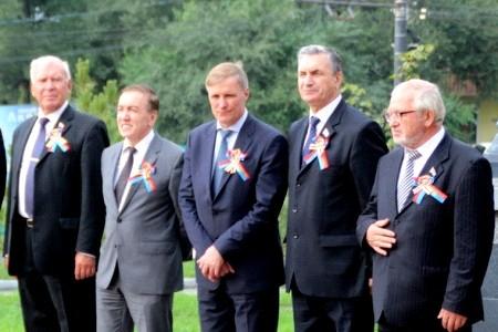 Центр патриотического воспитания открыли в Хабаровске