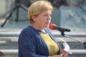 Елена Ларионова: «Годовщина трагедии в Бесланской школе стала всенародным днем скорби»