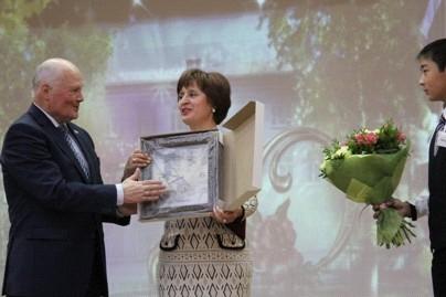 Юрий Матвеев: «Педагогам, которые являются настоящими подвижниками, удалось создать в крае прекрасную школу добра и трудолюбия»