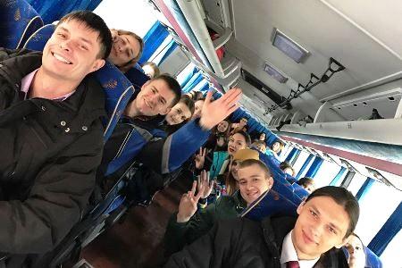 Форум молодых парламентариев Хабаровского края начал свою работу