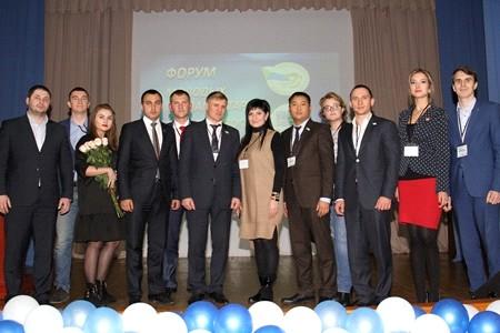 Состоялось первое заседание общего собрания Совета молодых депутатов при Законодательной Думе Хабаровского края