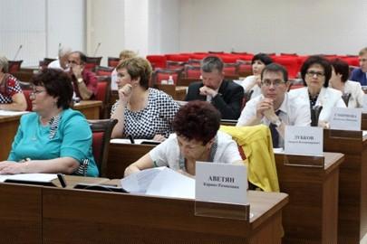 23 декабря состоится заседание Совета председателей представительных органов городских округов и муниципальных районов при Законодательной Думе Хабаровского края