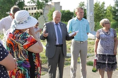Юрий Матвеев: «Работа с избирателями не заканчивается после выборов, каникул до следующей избирательной кампании быть не должно»